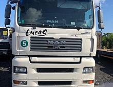 Imagine Dezmembrez Man TGA 18.480 2007/euro 5 Piese Camioane