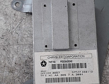 Imagine Instalatie electrica Jeep Compass 2008 cod P05064260AE Piese Auto