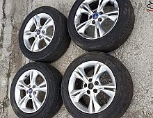 Imagine Jante aliaj Ford Fiesta 2013 Piese Auto