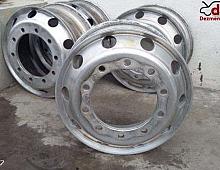 Imagine Jante de aluminiu fata / spate Scania 11 Piese Camioane