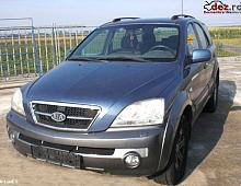 Imagine Kia sorento din 2006 motor de 2500cc cutie automata Piese Auto