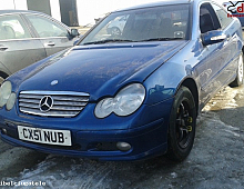 Imagine Dezmembrarez Mercedes C Class Coupe 180 Kompresor W203 Din Piese Auto