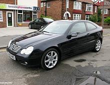 Imagine Mercedes C220d Coupe 6 Trepte 2002 Motor Cutie Viteze Cardan Piese Auto