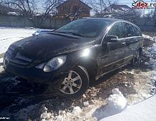 Imagine Mercedes R Klass Accidentat Masini avariate