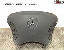 Imagine Airbag volan Mercedes S 600 2003 Piese Auto