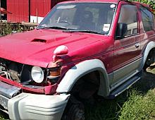Imagine Mitsubishi Pajero avariat Masini avariate