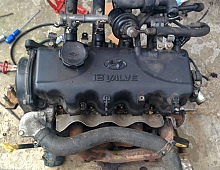 Imagine Motor fara subansamble Hyundai Accent 1996 Piese Auto