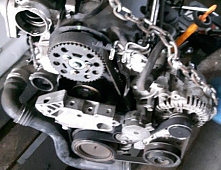 Imagine Motor fara subansamble Volkswagen Golf 2008 Piese Auto