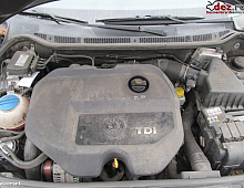 Imagine Motor complet Skoda Fabia 2007 Piese Auto