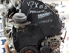 Imagine Motor fara subansamble Peugeot 106 2003 cod VJX Piese Auto