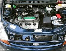 Imagine Motor fara subansamble Ford Ka 2001 Piese Auto