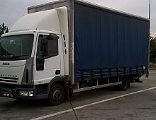 Imagine Motor Iveco Eurocargo Piese Camioane