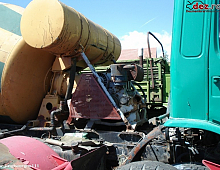 Imagine dezmembrez auto betoniera raba man an 19 Piese Camioane