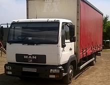 Imagine Dezmembrez MAN LE 8180 Piese Camioane
