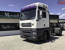 Imagine Dezmembram •MAN TGA 18.480 XXL Common Piese Camioane