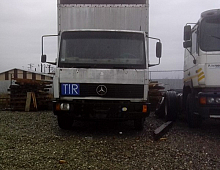 Imagine dezmembrez mercedez 814 Piese Camioane
