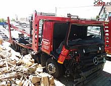 Imagine Dezmembrez Actros accidentat an 2005 Piese Camioane