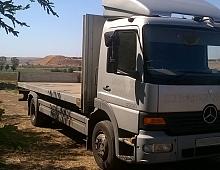 Imagine Dezmembrez Mercedes Atego 1223 an 2003 Piese Camioane