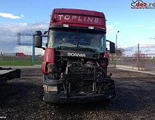 Imagine Dezmembrez Scania Topline l420 2004 Piese Camioane