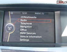 Imagine Navigatie BMW Seria 5 2011 Piese Auto