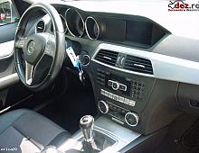 Imagine Navigatie Mercedes C-Class w204 2012 Piese Auto