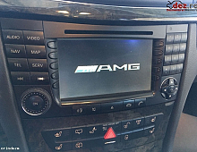 Imagine Navigatie Mercedes E-Class W211 AMG 2006 Piese Auto