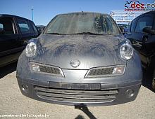 Imagine Dezmembrez Nissan Micra Din 2002 2007 K12 1 0 B Piese Auto