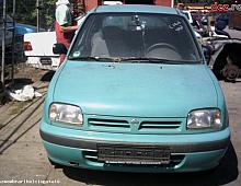 Imagine Dezmembrez Nissan Micra K11 Din 1998 2000 1 0 B Piese Auto