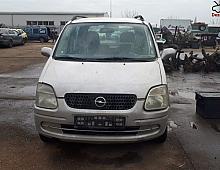 Imagine Dezmembrez Opel Agila Din 2000 Motor 1 2 Benzina Tip Z12xe Piese Auto