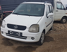 Imagine Dezmembrez Opel Agila Din 2002 Motor 1 2 Benzina Tip Z12xe Piese Auto