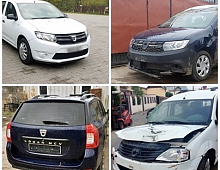 Imagine Dezmembrez Dacia Logan An 2005_2018 Piese Auto
