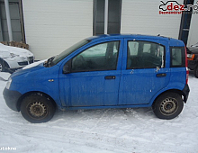 Imagine Dezmembrez Panda Din 2005 Motor 1 3 Diesel Tip 188a 8000 Piese Auto
