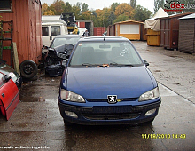 Imagine Dezmembrez Peugeot 106 1996 1 5 D Piese Auto