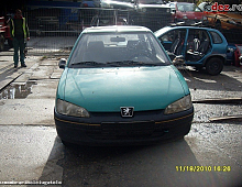 Imagine Dezmembrez Peugeot 106 1998 1 1 B Piese Auto