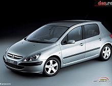 Imagine Peugeot 307 an de fabricatie 2000 2005 bara spate 250 ron Piese Auto