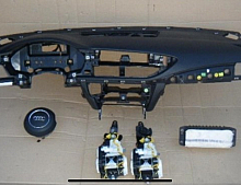 Imagine Vand Kit Complet Plansa Bord airbaguri centuri Pentru Audi A7 2012 Piese Auto