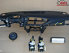 Imagine Vand Kit Plansa Bord Cu Airbaguri Si Centuri Pentru Audi A7 4g8 2014 Piese Auto