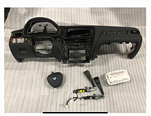 Imagine Vand Kit Complet Plansa Bord airbaguri centuri Pentru Bmw X4 F26 2014 Piese Auto