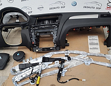 Imagine Kit Airbag Bmw X4 2016 In Stare Perfecta Kitul Contine Piese Auto