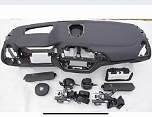 Imagine Vand Kit Complet Plansa Bord airbaguri centuri Pentru Bmw X4 G02 2017 Piese Auto