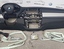 Imagine Kit Airbag Bmw X5 E70 2012 In Stare Perfecta Kitul Contine Piese Auto