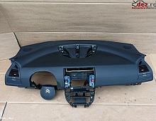 Imagine Kit Airbaguri Plansa Bord Citroen C4 2004 2010 Neagra Piese Auto