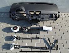 Imagine Vand Kit Complet Plansa Bord Cu Airbaguri Si Centuri Pentru Fiat 500 Piese Auto