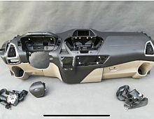 Imagine Vand Kit Complet Plansa Bord Cu Airbaguri Si Centuri Pentru Ford Piese Auto