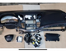 Imagine Vand Kit Complet Plansa Bord Cu Airbaguri Si Centuri Pentru Hyundai Piese Auto
