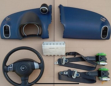 Imagine Plansa bord Opel Agila 2014 Piese Auto