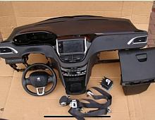 Imagine Plansa bord Peugeot 2008 2016 Piese Auto