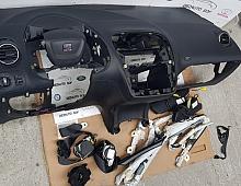 Imagine Plansa De Bord Cu Airbaguri Seat Altea 2010 In Stare Buna Kitul Piese Auto