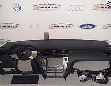 Imagine Plansa bord Skoda Octavia 2014 Piese Auto