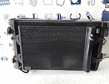 Imagine Radiator apa Volkswagen Polo 2004 cod 6Q0121253R , 6Q0121203 Piese Auto
